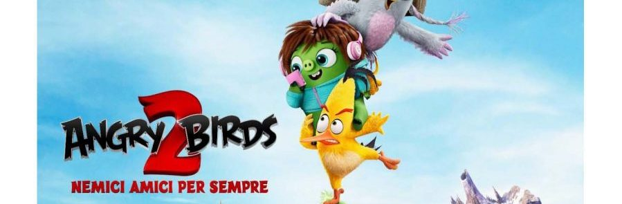 Angry Birds 2 (2019)